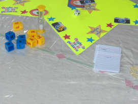 Multisensory game.